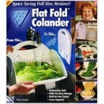 Does Flat Fold Colander really work?