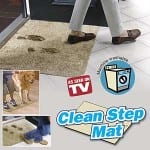 Does the Clean Step Mat really work?