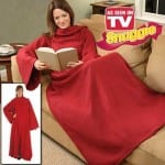 Does the Snuggie really work?