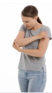 sore elbows