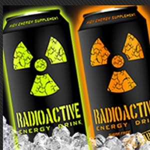 Does Radioactive Energy Drink really work?