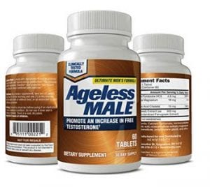 Agelss Male Supplement