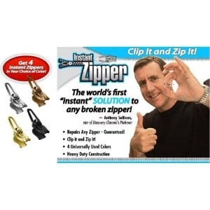 Does Instant Zipper really work?