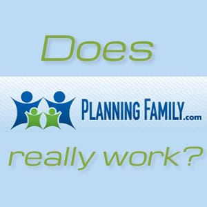 Does Planning Family really work?