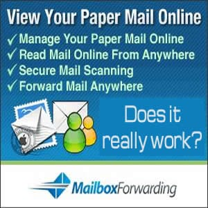 Does Mailbox Forwarding really work?