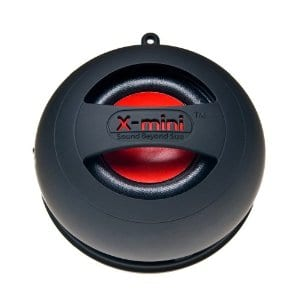 Does the X-Mini II Capsule Speaker work?