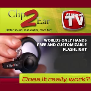 Does Clip 2 Ear really work?