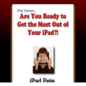 Do iPad Video Lessons work?