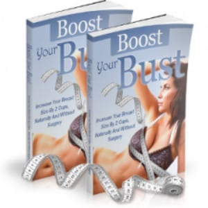 Can Boost Your Bust Really Increase Your Cup Size? - Does It ...
