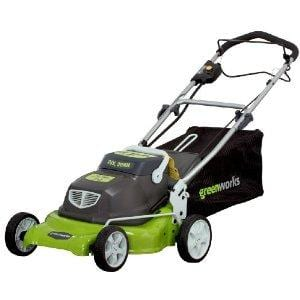 Does GreenWorks Lawn mower work?