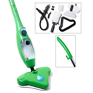 Does H20 X5 Steam Mop work?