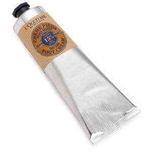Does L'Occitane Foot Cream work?