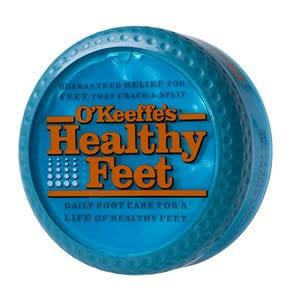 Does O'Keeffe's Healthy Feet Cream work?