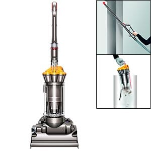 Does the Dyson DC33 work?