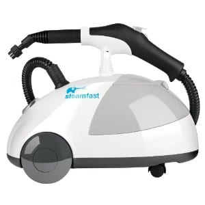 Does the SteamFast SF-275 SteamMax Steam Cleaner work?