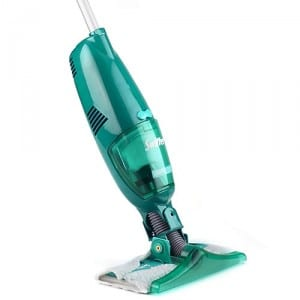 Does the Swiffer SweeperVac work?