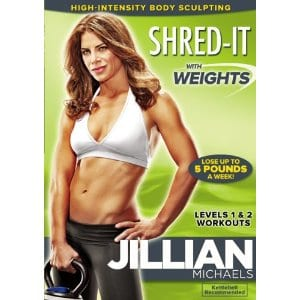 Does Jillian Michaels Shred-It with Weights work?