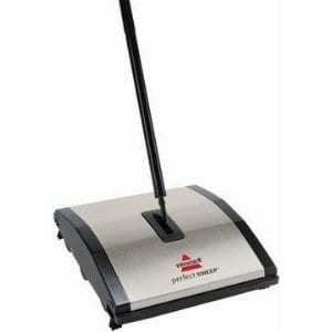 Does the Bissell Sweeper work?