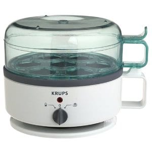 Does the Krups Egg Cooker work?