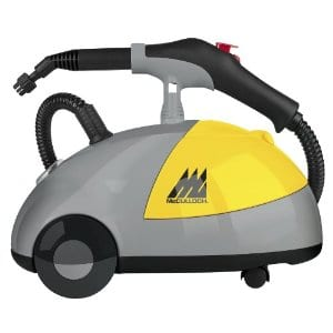 Does the McCulloch MC-1275 Heavy-Duty Steam Cleaner work?