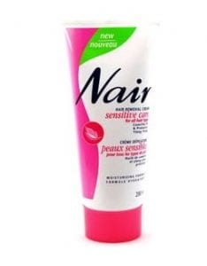 Is Nair A Safe Easy Hair Removal System For Unwanted Hair Does