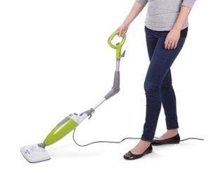 Using Smart Living Steam Mop Plus