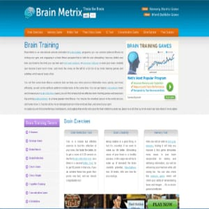 Does Brain Metrix work?
