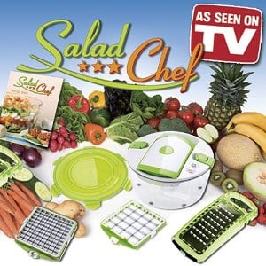 Does Salad Chef work?