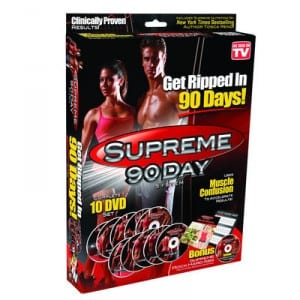 Does the Supreme 90 Day Workout work?