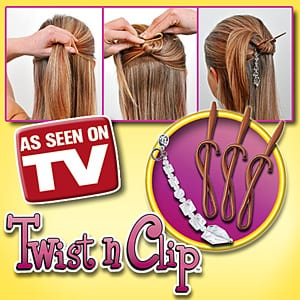 Does the Twist 'N Clip work?