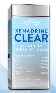 Xenadrine CLear