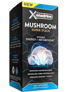 Xenadrine Mushroom Super Stack