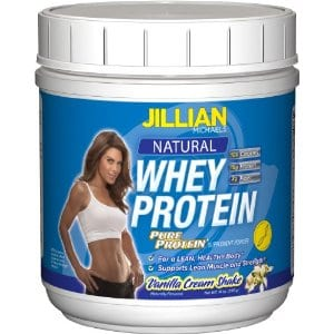 Do Jillian Michaels Whey Protein Shakes work?