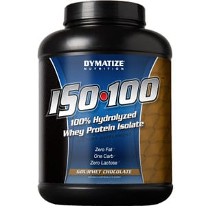 Does Dymatize ISO 100 work?