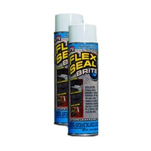 Does Flex Seal Brite work?