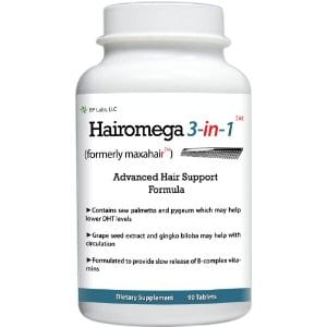 Does Hairomega work?