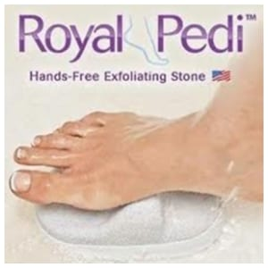 Does Royal Pedi work?