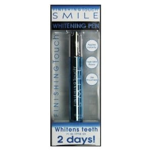 Does the Finishing Touch Smile Pen work?