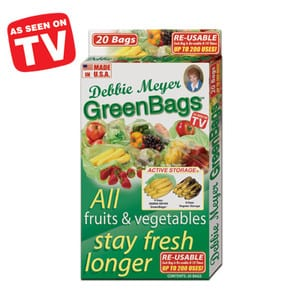 Do Green Bags work?