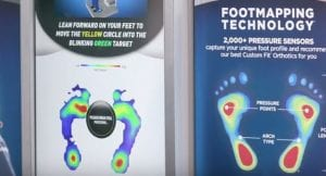 foot mapping