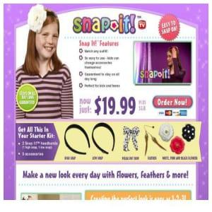 Do Snap It Headbands work?