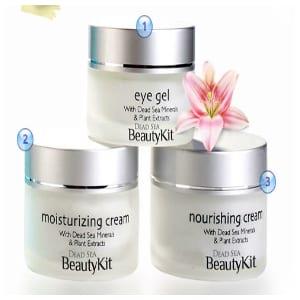 Does the Dead Sea Beauty Kit work?
