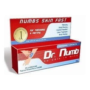 Does Dr. Numb work?