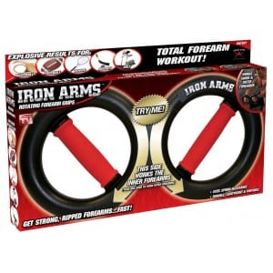 Does Iron Arms work?