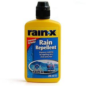 Does Rain-X work?