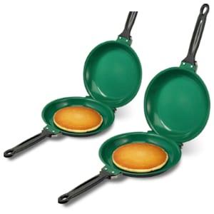 Does the Flip Jack Pan work?
