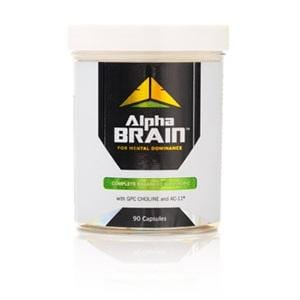 Does Alpha Brain work?