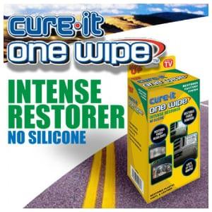 Does Cure It One Wipe work?