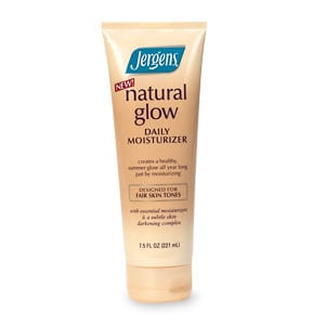 Does Jergens Natural Glow work?