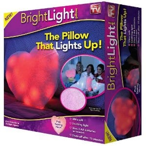 Does the Bright Light Pillow work